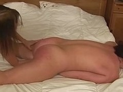 Hawt buxom hottie can't live devoid of with respect to get fist fucked