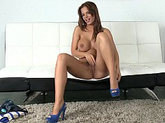 Negro Angelica gets fucked in doggy style