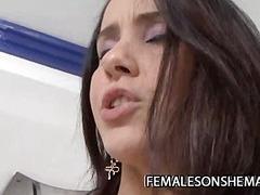 Evelin Rangel on Some Female Pussy