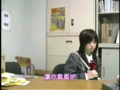 japanese shoplifted schoolgirl with mother carnal knowledge or establishment part 1