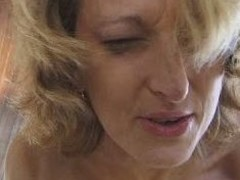 French  POV milf anal  extra increased by french guy