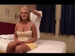 Amateur Blonde Wife Massage (PTS-162) Instalment 4