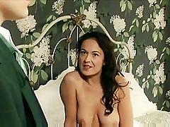 Beautiful Woman has unexpected Lesbian sex