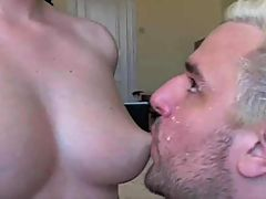 Big Tits and milk rivers