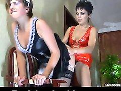 Lottie&Viola great anal lesbian movie