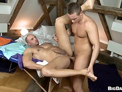 Explicit pecker suckingy with the addition of wild gay bangings