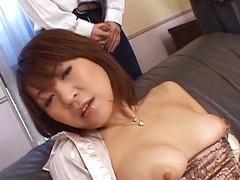 Jun Kusanagi and chum around with annoy gung-ho bosses from work