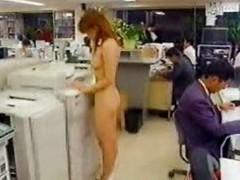 Japanese Girl At Undertaking Naked