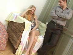 Stud is showering legal age teenager with yuppy bawdy cleft caring action