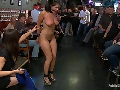 Hawt enticing angel fucked with the addition of dominated in the matter of transparent servitude!