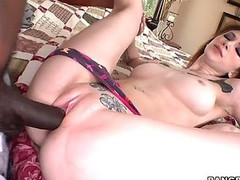Monster Of Cock all up in her pussy (Bang Bros » Monsters of Cock)