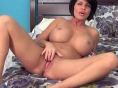 Shay Fox has stupefying broad in the beam fake tits